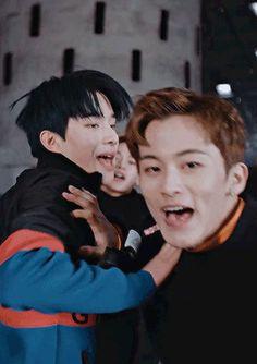 Fabulous as Haechan [Réaction - NCT] Lucas Nct, Wattpad, Infinite Members, Jung Woo, Gifs, Kpop, Winwin, Taeyong, K Idols
