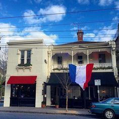 Throwback to Bastille Day 14th July 2015 at the most adorable French restaurant in Melbourne @entrecotemelbourne #tbf #magnifique #superb #entrecote #southyarra #melbourne #bastilleday #2015 #july14 #france #visitmelbourne #visitfrance #instagood #instafood #instaeats #instatravel #beautiful #melbournelifelovetravel #frenchfood #instacoffee #love #supportlocal