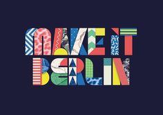 Adobe Make It alphabet - Brigit Palma & Daniel Triendl