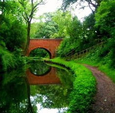 Dickens Heath Canal #Solihull #UK