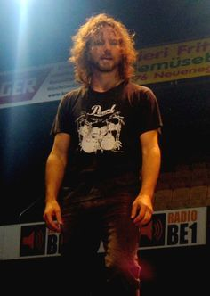 THE VEDDER WE KNOW AND LUST