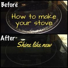 A glass stovetop has some advantages and some disadvantages. One of those being how hard it is to remove burn & scorch marks, but there is a solution!