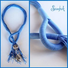 Necklase made of rope