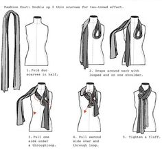 braided knot how to