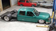Gmc Trucks, Kustom, Slammed, Chevrolet, Building, Ideas, Buildings, Thoughts, Construction