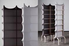 Lanzavecchia + Wai | Italy & Singapore » Spaziale Series – Shelves