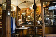 """MisteriosaBsAs: Peluquería """"La Época"""" / The Barber Shop  Buenos Aires, Argentina"""
