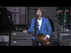 Paul McCartney e Renato e Seus Blue Caps