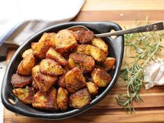 The Best Roast Potatoes Ever