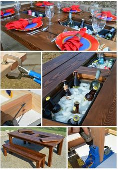 20 DIY Outdoor Projects - The Idea Room