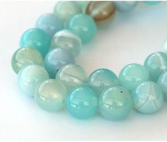 """12MM PARTY MIXED AGATE GEMSTONE RAINBOW STRIPED MATTE ROUND LOOSE BEADS 15.5/"""""""