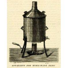 Vintage Apparatus Home Brewery
