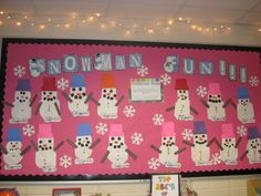 Mrs Jump's class: Snowman glyph and freebies