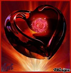 .Heart of the rose, rose of the heart