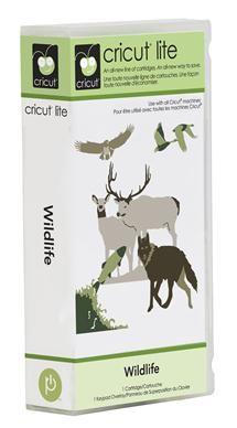 Cricut® Lite Wildlife Cartridge