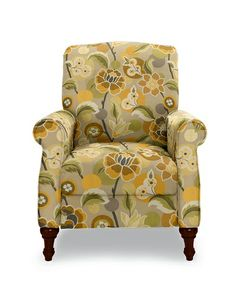 Raleigh High Leg Recliner by La-Z-Boy Lazy Boy Chair, La Z Boy, Recliner, Armchair, Decorating Ideas, Cushions, Legs, Classic, Furniture