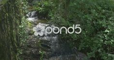 Waterfall in the Cumbresita, Córdoba Argentina - Stock Footage   by BucleFilms