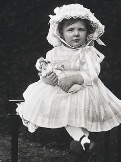 Princess Juliana (later Queen) of the Netherlands.