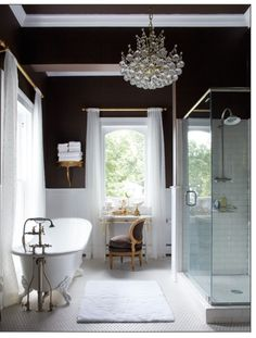 Bathroom design by Bjorn Wallander