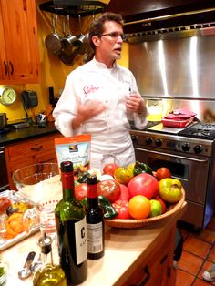 Learning new ways and improve cooking - Rick Bayless, Frontera Grill