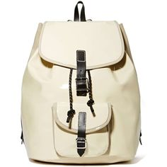 Harper Ave Philip Leather Backpack
