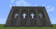 minecraft simple castle - Google Search
