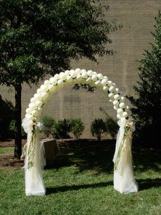 Idea to decorate the arch ideas pinterest arch indoor wedding wedding arches wedding decor fabric draping wedding themes junglespirit Image collections