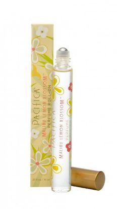 Pacifica Malibu Lemon Blossom Perfume Roll-On $10.88 (save $2.07) #Pacifica