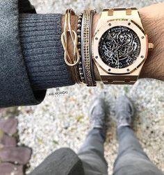 skeleton watches under 200 Audemars Piguet Price, Audemars Piguet Watches, Audemars Piguet Royal Oak, Army Watches, Cool Watches, Watches For Men, Wrist Watches, Elegant Watches, Beautiful Watches
