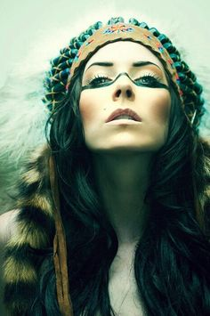 Native American inspired!
