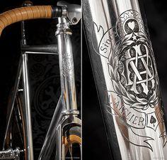 Fixie Love » Un pignon fixe beau comme un camion chez l'atelier des vélos (ADV)