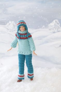 Ski Bunny Remake | crochet today