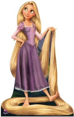 Our Tangled Rapunzel Life Size Cardboard Cutout makes a great gift, party decoration or photo op. Life size Tangled Rapunzel cutout decoration features Rapunzel from Disney's Tangled. Princesa Rapunzel Disney, Bolo Rapunzel, Rapunzel Costume, Tangled Rapunzel, Disney Tangled, Tangled 2010, Rapunzel Dress, Disney Disney, Life Size Cutouts