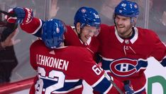 Max Domi scored with 21 seconds left in the game and Jesperi Kotkaniemi notched his first two career NHL goals as the Montreal Canadiens ca. Montreal Canadiens, Max Domi, Washington Capitals, Latest Sports News, Famous Artists, Nhl, Goals, Thursday Night, Battle