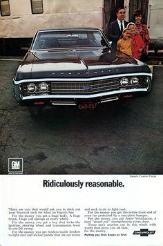 1969 Chevy Impala