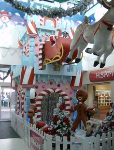 santas grotto - Google Search