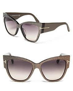 dcef8c5ea298 Tom Ford Ft0390 80b 59 Purple Butterfly Sunglasses ( 380) ❤ liked ...