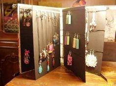 Make a Portable Jewelry Display Portfolio — Jewelry Making Journal