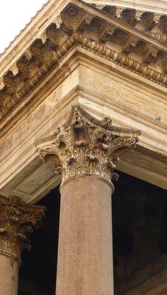 Pantheon pillar