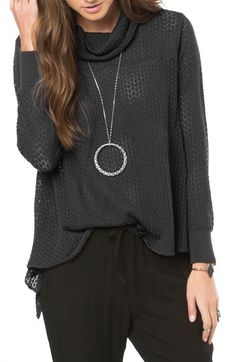 O'Neill 'Clemens' Knit Turtleneck Sweater available at #Nordstrom