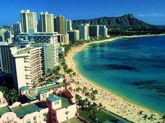 Hawaiian Islands!