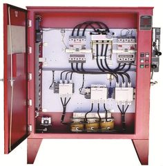 Auto Transformer Starters are most popular electromechanical reduced voltage starting devices providing maximum starting torque and minimum starting current for large induction motors where availability of starting current is limited but a minimal starting torque is require.