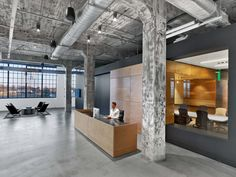 TPG Architecture adapts tobacco factory into ad agency offices