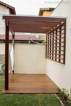 Patio Gazebo, Outdoor Pergola, Pergola Kits, Backyard Patio, Backyard Landscaping, Modern Pergola, Pergola Ideas, Cheap Pergola, Diy Pergola