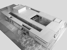 Ganadores del Concurso para el Teatro Regional de la Serena MAQUETA-02 – Plataforma Arquitectura
