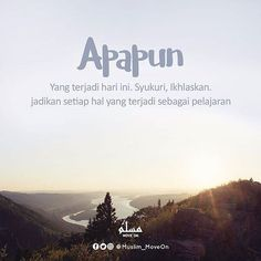 Credit : in pict by @ Islamic Love Quotes, Muslim Quotes, Islamic Inspirational Quotes, Religious Quotes, Reminder Quotes, Self Reminder, Words Quotes, Life Quotes, Quotes Quotes