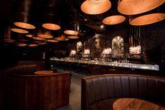 Victoria Brown Bar - ARQA