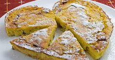 Torta di polenta alle mele - Powered by @ultimaterecipe Easy Cake Recipes, Sweet Recipes, Sweet Light, Polenta Cakes, Italian Pasta Recipes, Italian Cooking, Cheap Easy Meals, Healthy Treats, Food Inspiration