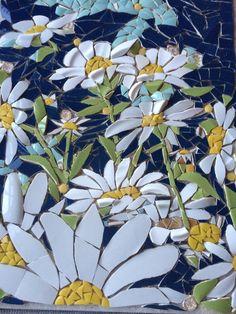 Mosaic studio specializing in custom pet portraits by Graycatmosaic Mosaic Garden Art, Mosaic Tile Art, Mosaic Flower Pots, Mosaic Pots, Mosaic Artwork, Mosaic Diy, Mosaic Crafts, Mosaic Glass, Mosaics