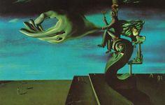 Page: The Hand  Artist: Salvador Dali  Completion Date: 1930  Style: Surrealism  Genre: landscape